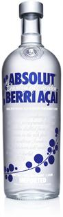 Absolut Vodka Berri Acai 1.00l